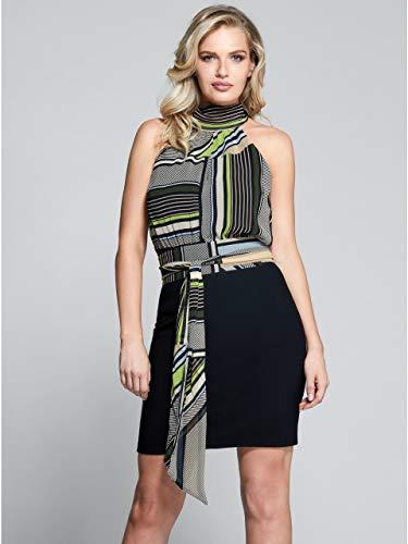 Marciano 92g8427120z Angeles Los Donna Vestito Stripes Multicolore 4r4OqU