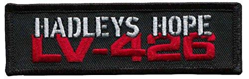 [Hadley's Hope LV426 Weyland Yutani Corp Prometheus Nostromo Crew Uniform Patch By Titan One] (Prometheus Titan Costume)