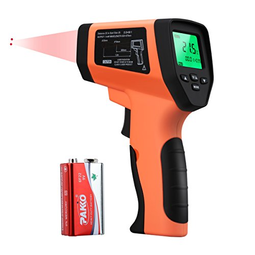 thermal radiation detector - 9