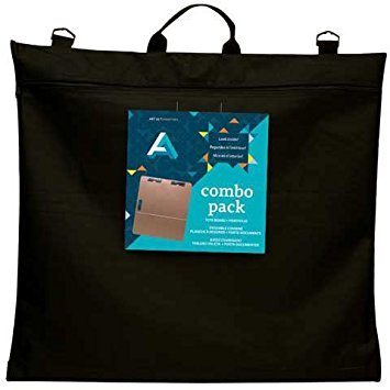 Art Alternatives Artist's Essential On-the-Go Portfolio + Tote Board Combo by Art Alternatives