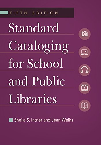 1610691148 - Standard Cataloging for School and Public Libraries, 5th Edition