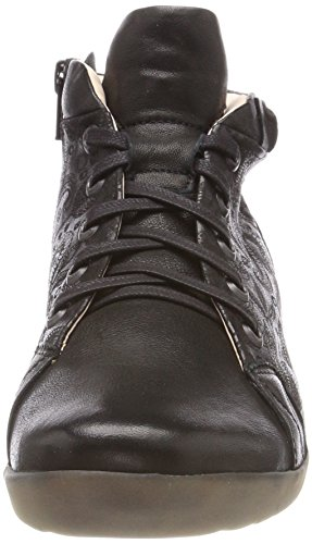 Sneakers 282059 alte donna 00 Nero Anni schwarz Pensate nxR4EE