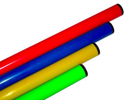 Koordinationsstange 160cm - 25mm Durchmesser - gelb