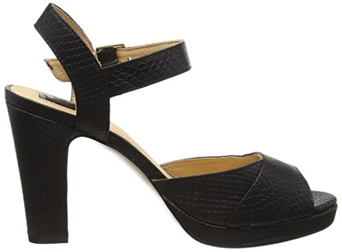Giudecca Jycx14pr20-2c - Sandalias Mujer Negro - Schwarz (K1-2 black)
