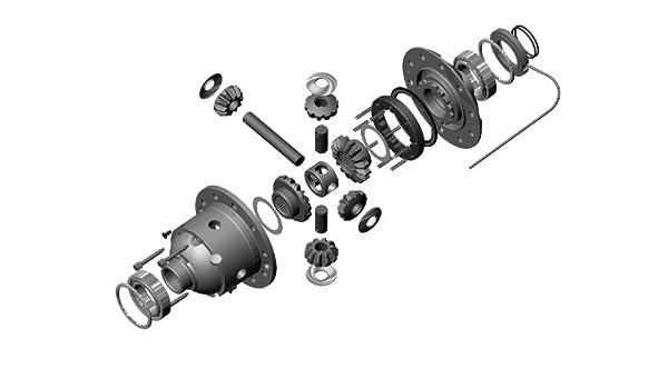 ARB RD208 Air Locker Differential Shaft Spline 26 Ratio All 10 Ring Gear Bolts-On Air Locker Differential
