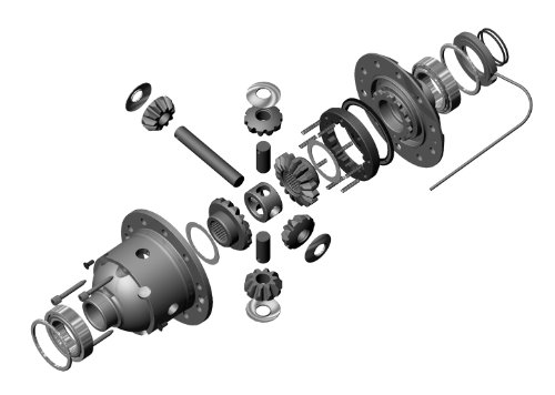 ARB-RD101-Air-Locking-Differential