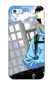 First-class Case Cover For Iphone 5/5s Dual Protection Cover Flcl