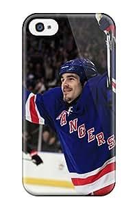 High Grade LeeJUngHyun Flexible Tpu Case For ipod touch 4 - New York Rangers Hockey Nhl (54)