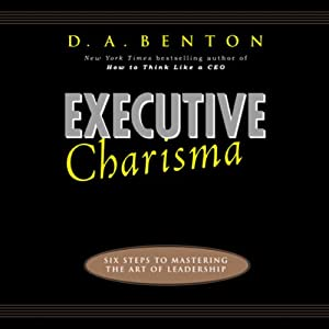 Executive Charisma Audiobook