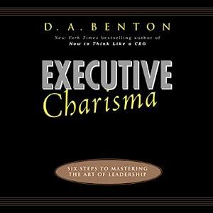 Executive Charisma Audiobook