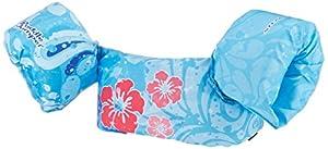 Stearns Puddle Jumper Deluxe Child Life Jacket, Blue Flower