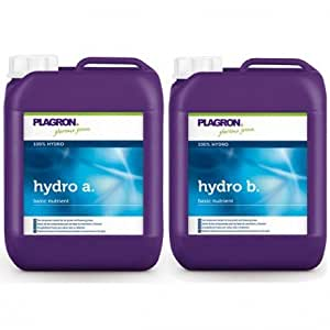 Hydro a + B 10L–Plagron