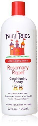 Fairy Tales Rosemary Repel Leave in Conditioning Spray Refill, 32 fl. oz. by Fairy Tales