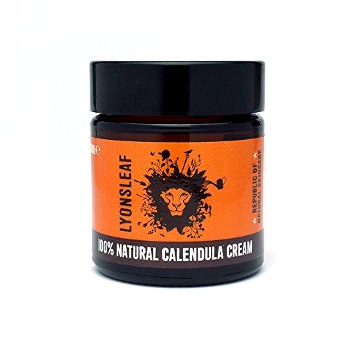 Lyonsleaf Calendula Cream – 100% Natural calming emollient for problem...