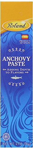 Roland Products Anchovy Paste 2 oz. 1 Anchovy Paste Is Made From The Finest Spanish Anchovies, Ground Into A Fine Paste Reddish Brown Color With A Moderately Pronounced Fish Flavor And A Salty Bite Paste is normally kept under cool temperatures, but it will holdup under heat