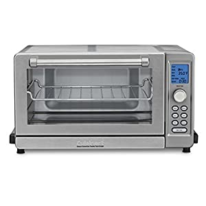 Cuisinart TOB-135FR Digital Convection Toaster Oven (Renewed)