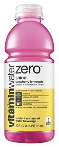 Coca Cola vitaminwater zero Shine 20