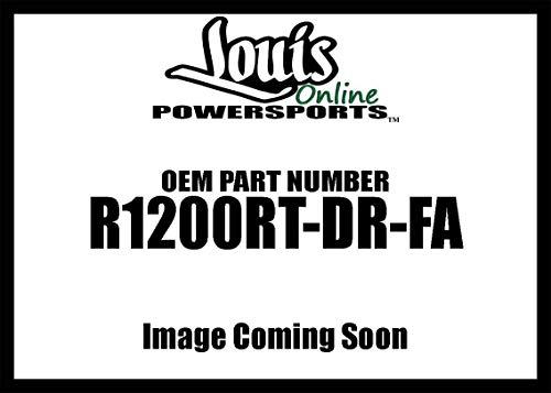 (Bakup USA Driver Backrest - Fully Adjustable 2015 R1200RT-DR-FA LIQUID COOL )
