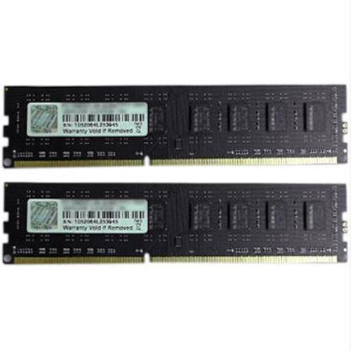 1 opinioni per DDR3-1333 4GB G.Skill/CL9/Kit 2x2GB/Value Series