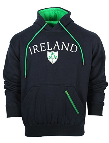 - Malham Ireland Shamrock Hooded Sweatshirt (M)