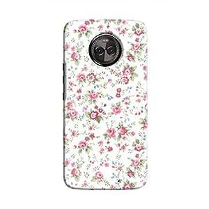 Cover It Up - Flower Shower Moto X4Hard Case