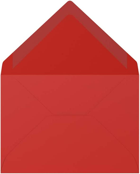 80 g//m/² creme C7 R/össler 220707512 Coloretti Briefumschl/äge 5 St/ück