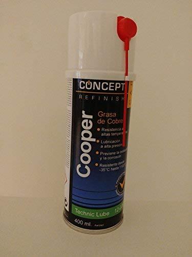 Grasa DE Cobre EN Spray 400ML CONCEPT CAR