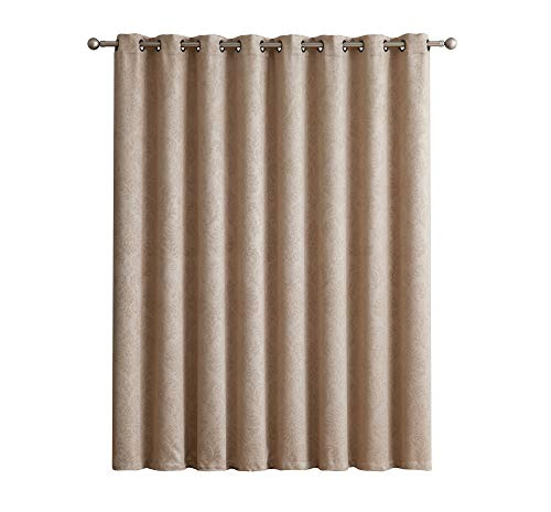 Cheap  LinenZone Evelyn - 1 Patio Extra Wide Curtain Panel with 16 Grommets..