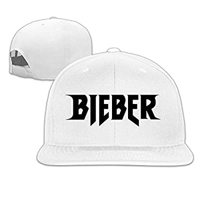 Justin Bieber Purpose World Tour Bieber Custom Embroidery Hip Hop Cap For Men Women White (8 Colors)