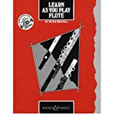 [ LEARN AS YOU PLAY FLUTE TUTOR BOOKBY WASTALL, PETER](AUTHOR)PAPERBACK