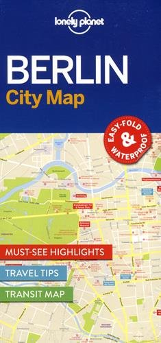 Berlin City Map (Travel Guide)