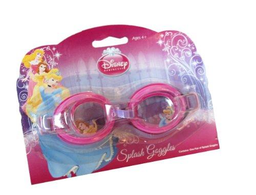 (Disney Princess Splash Swim Goggles - Styles will)