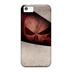 Punisher Covers Designed Awesome-hard-cases For Iphone 5c