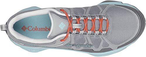 Columbia Basses Chaussures Randonnée De Grey Femme Ti iceberg Steel wwrpxt