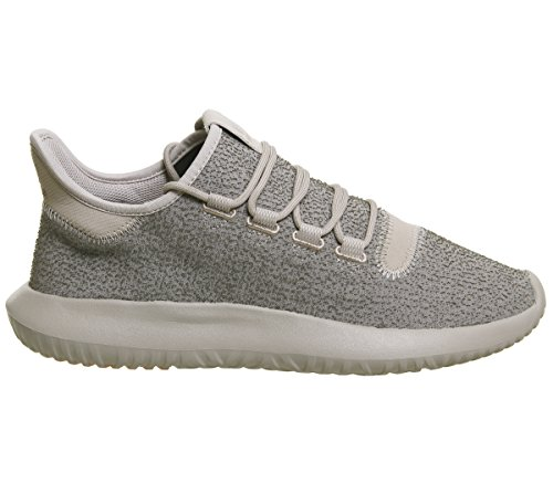 adidas Originals Men's Tubular Shadow Leather Trainers Vapour Grey/Raw Pink view sale online clearance shopping online outlet visit p6PXrRA