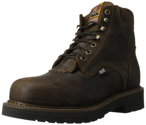 Justin Original Work Boots Men's Jmax Steel TE Steel Toed Work Shoe,Rugged Bay/Gaucho,9 EE US by Justin Original Work