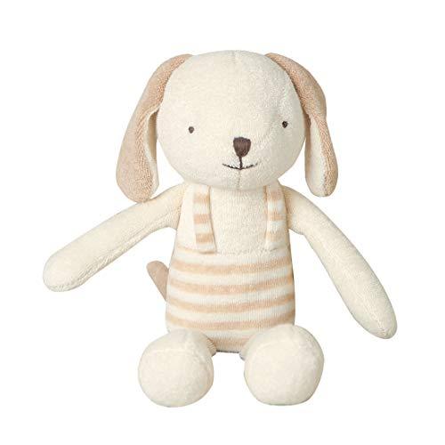 [Organic Shop] 100% Organic Cotton Baby Stuffed Animal Doll (Puppy Doll)