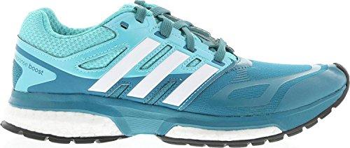 Adidas - Response Boost Tech donna corsa (colore azzurro/turchese) scarpa - EU 36 - 3,5 UK, Blu (blu), EU 39 1/3- UK 6