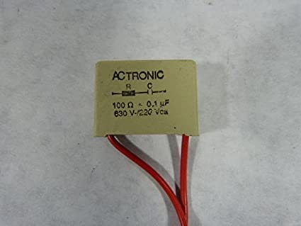 Mallory 150M Axial Coupling Capacitor 630V 0.001uF