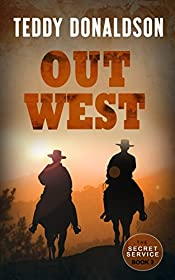 Out West (A James Benson Mystery, Book 2)