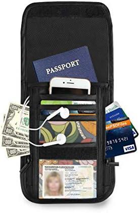花柄 アニマル柄 パスポートホルダー セキュリティケース パスポートケース スキミング防止 首下げ トラベルポーチ ネックホルダー 貴重品入れ カードバッグ スマホ 多機能収納ポケット 防水 軽量 海外旅行 出張 ビジネス