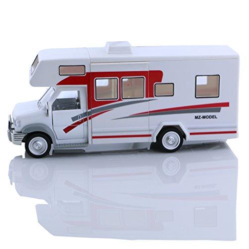 Toys Holiday Camper Van Vehicle Playset