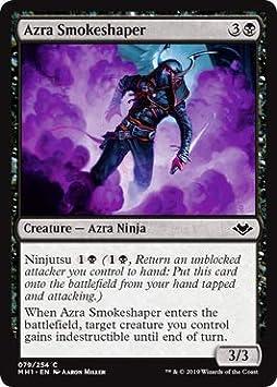 Magic: the Gathering - Azra Smokeshaper - Azra Plasmafumo ...