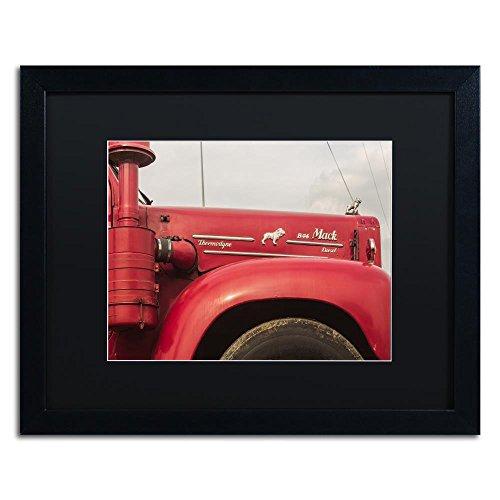 vintage mack truck bulldog - 7