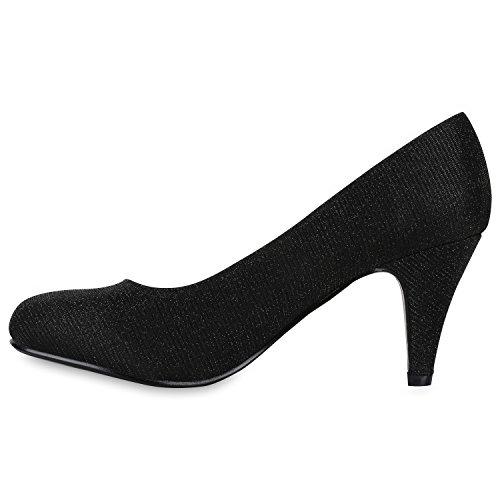 Nero Nero Scarpe Stiefelparadies Scarpe Chiuse Scarpe Donna Donna Nero Stiefelparadies Chiuse Chiuse Donna Stiefelparadies Stiefelparadies xF6qXHTwA