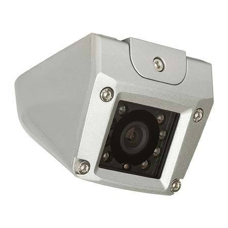 30 ft IR Ceiling Mount Outdoor Wedge Security Camera