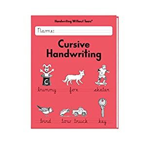 handwriting without tears cursive handwriting grade 3 jan olsen office products. Black Bedroom Furniture Sets. Home Design Ideas