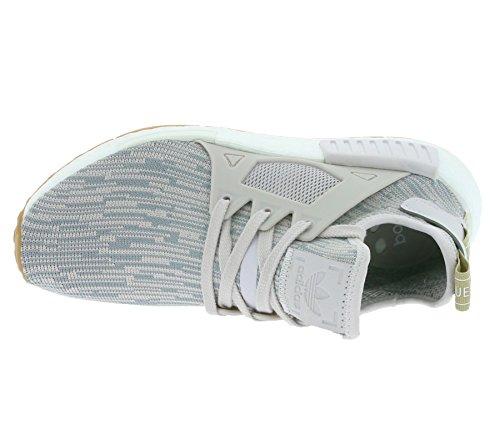 r1 da NMD Scarpe Uomo PK Grigio adidas Beige Fitness nwqZaw