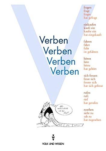 Verbenverzeichnis für Hörgeschädigte: Für gehörlose und schwerhörige Grundschüler sowie für Kinder mit eingeschränkter Sprachkompetenz. Wörterbuch