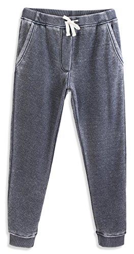 HARBETH Men's Casual Fleece Jogger Sweatpants Cotton Active